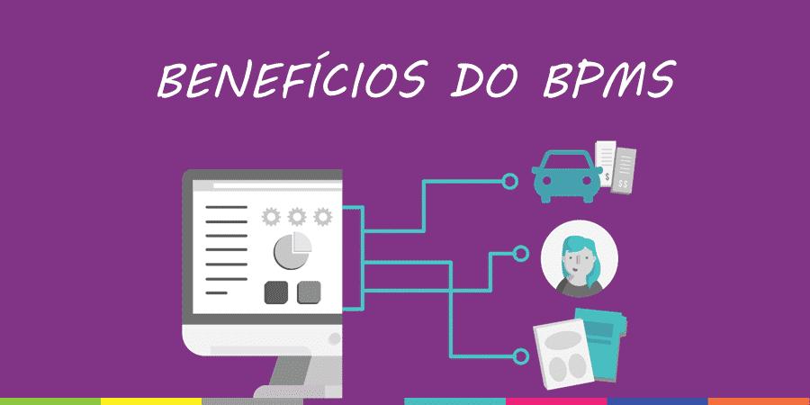 Benefícios de um BPMS