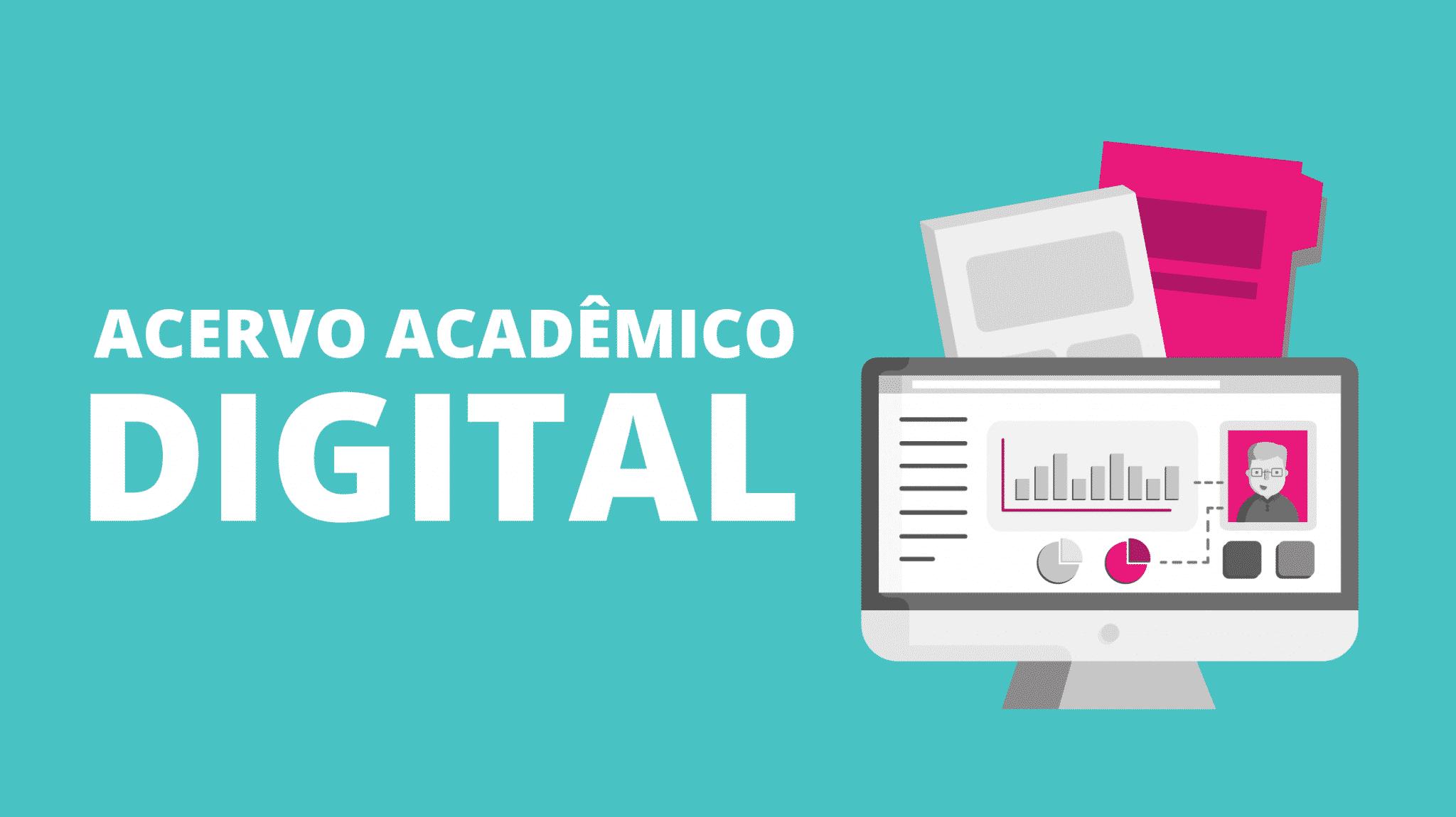 acervo acadêmico digital