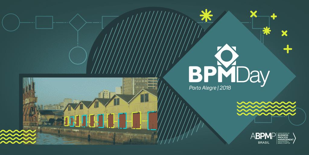 Página do BPM Day Porto Alegre 2018