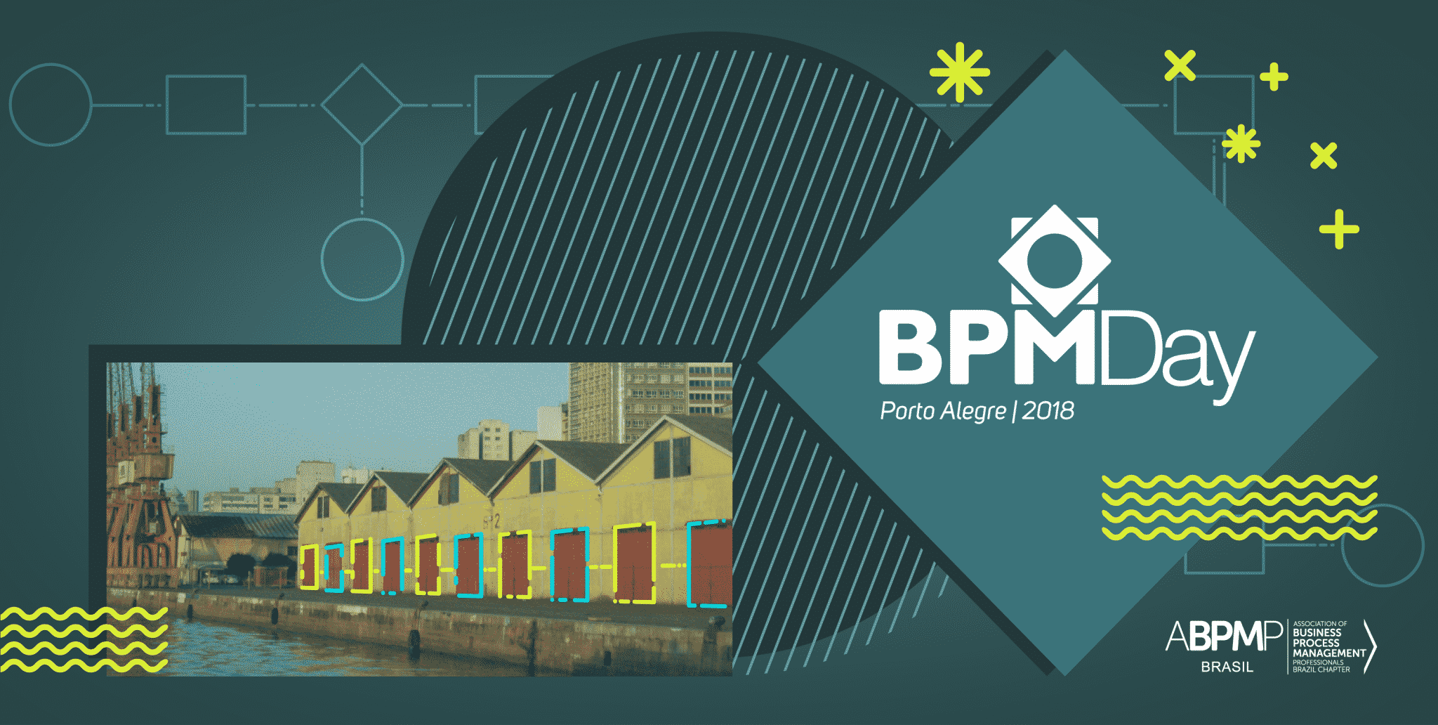 Página do BPM Day Porto Alegre 2018