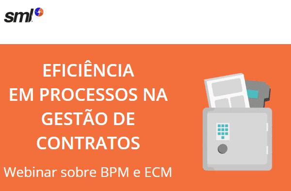 Apresentação e demonstração da gestão eletrônica de contratos