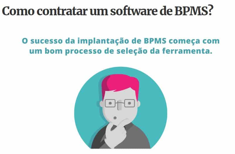 Como contratar um BPMS
