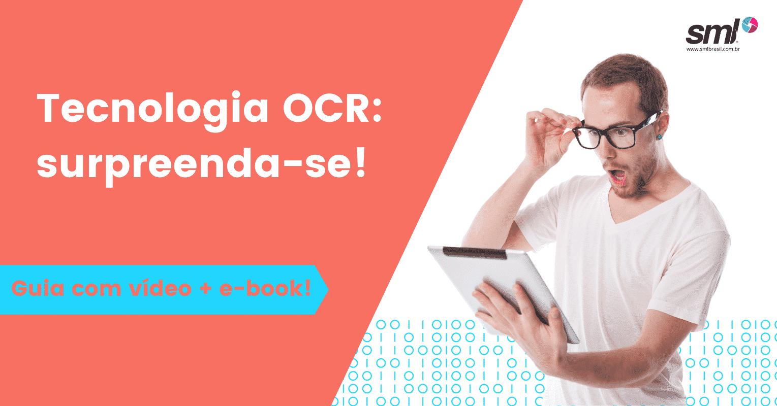 Guia completo da tecnologia OCR
