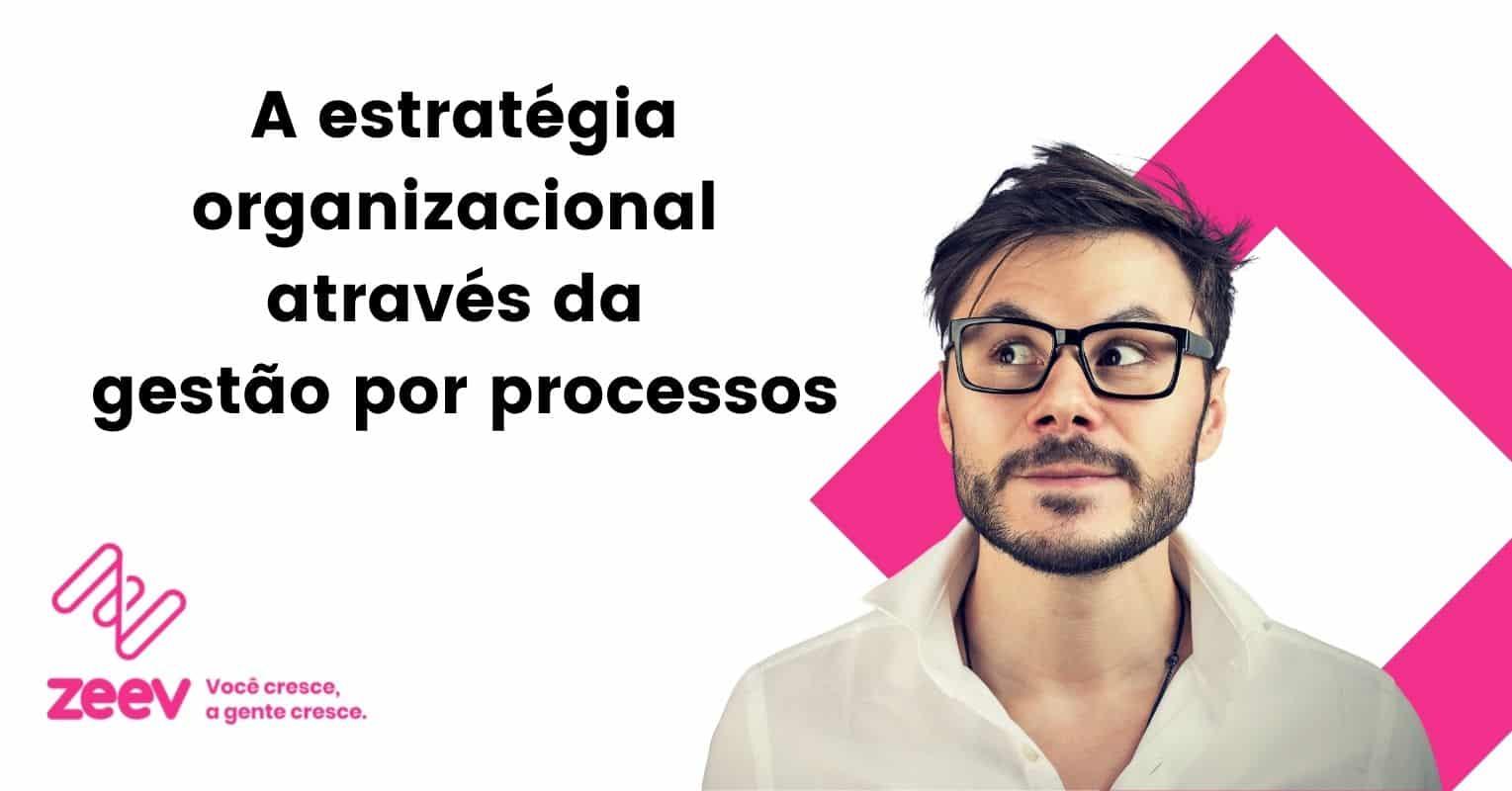 Banner] Como desdobrar a estratégia organizacional através da gestão por processos