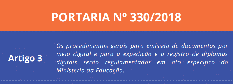 ART. 3º - Portaria 330/2018