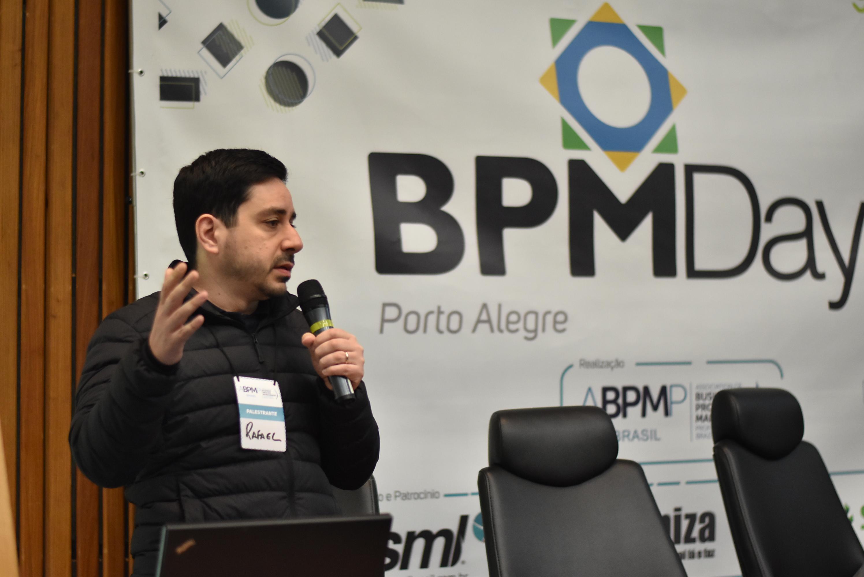 Rafael no BPM Day