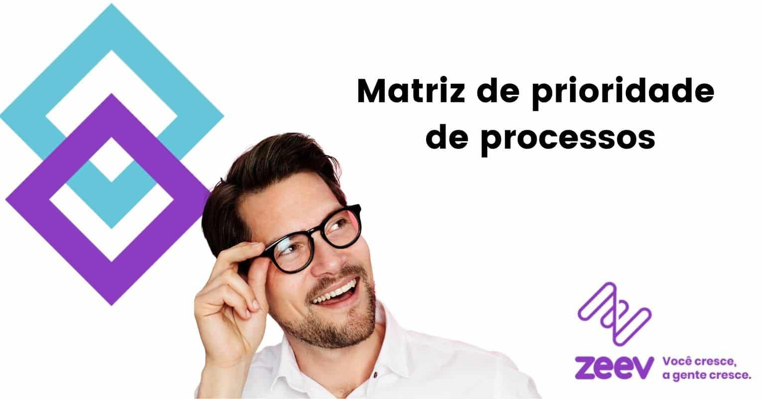 [Banner] Matriz de prioridade de processos